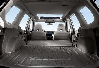 """Новый """"Subaru"""" Forester 2011: подробности о новинке"""