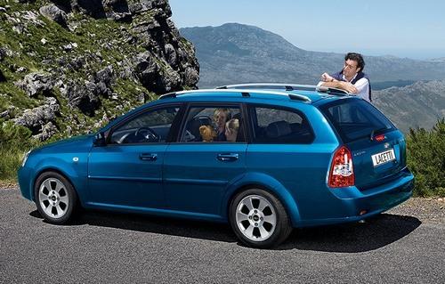 Chevrolet возобновил поставки Lacetti универсал в Украину