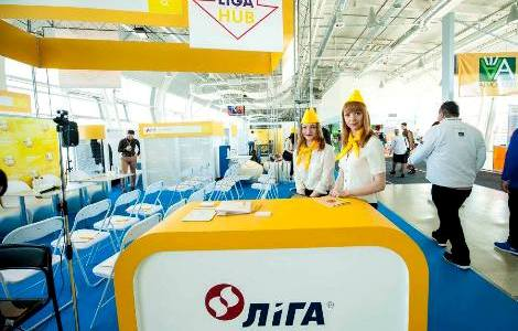 Коммуникационная платформа LIGA:HUB – объединяющая площадка для профессионалов AGROPORT West Lviv 2016