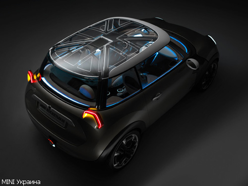"""MINI Rocketman Concept"" показался в Женеве"
