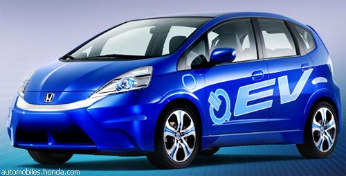 """""""Honda Fit"""" отобрал лидерство у """"Toyota Prius"""""""