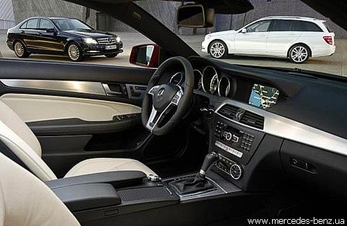 """""""Mercedes"""" везет в Украину новый C-class"""