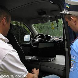 ДАІ назвала 12 підстав для зупинки інспектором автомобіля