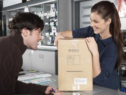 Доставка технически сложных бытовых товаров курьерскими службами: кем выдается чек с РРО