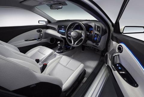 """""""Honda"""" представила в Токио гибридный спорт-кар"""