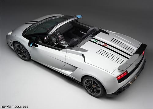 """Lamborghini"" представила кабриолет ""Gallardo LP 570-4 Spyder Performante"""
