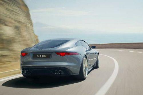 Jaguar во Франкфурте впервые представил гибридный C-X16