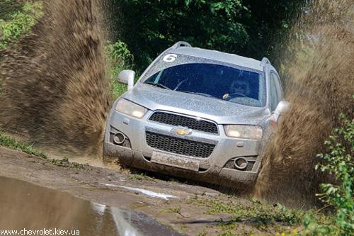 В Украине стартовали продажи новой Chevrolet Captiva