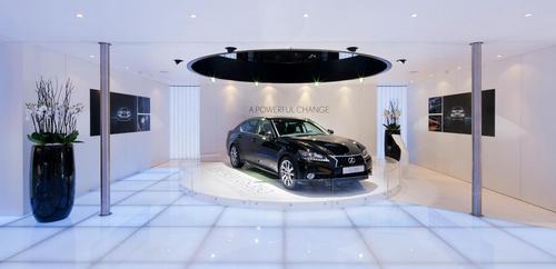 Франкфуртский автосалон-2011: премьеры Lexus