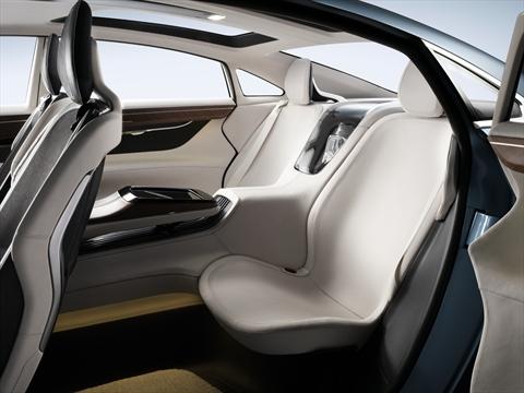 Автосалон во Франкфурте: технологичная роскошь Volvo Concept You