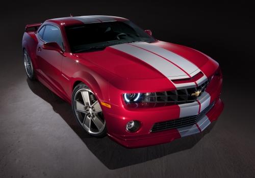 """SEMA-2010: экспозиция """"Chevrolet"""" (фото)"""