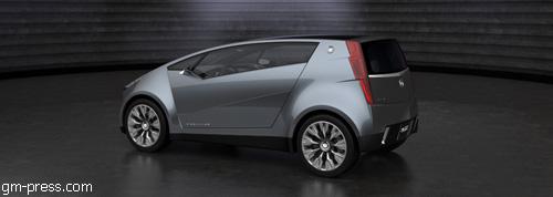 """Cadillac"" представляет в Лос-Анджелесе Urban Luxury Concept"