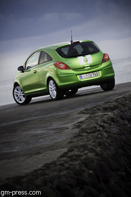 """Opel"" обновил ""Corsa"""