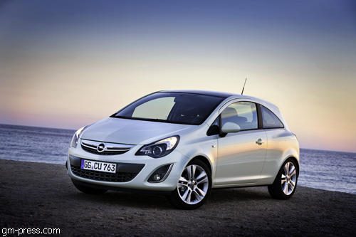 """Женевский автосалон-2011: премьеры """"Opel"""""""