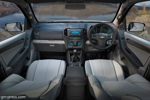 """""""Chevrolet"""" презентовал концепт нового поколения """"Colorado"""""""