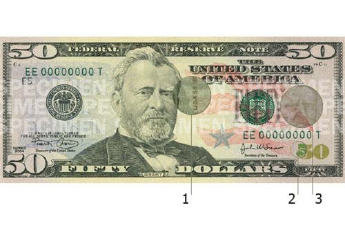 Доллары: как распознать фальшивку?