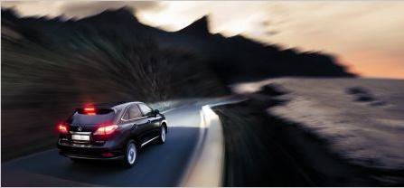 """""""Lexus RXh"""": автомобиль в полной гармонии с владельцем"""