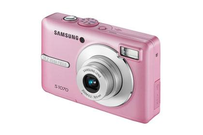 """""""Samsung"""" представил 5 любительских фотокамер"""