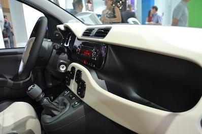 Автошоу во Франкфурте: Fiat представил новую Panda