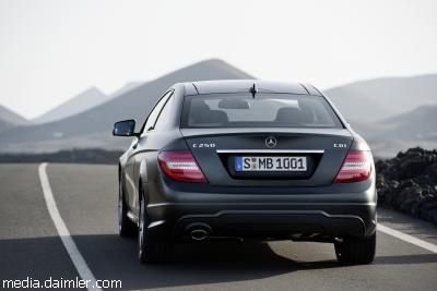 """Mercedes"" показал новый ""C-Class Coupе"""