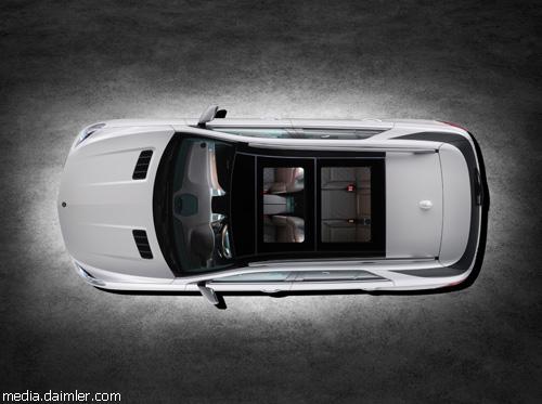 Mercedes-Benz M-Class: новые фото