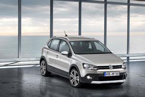 """Volkswagen Cross Polo"" доехал до Украины. Названы цены"