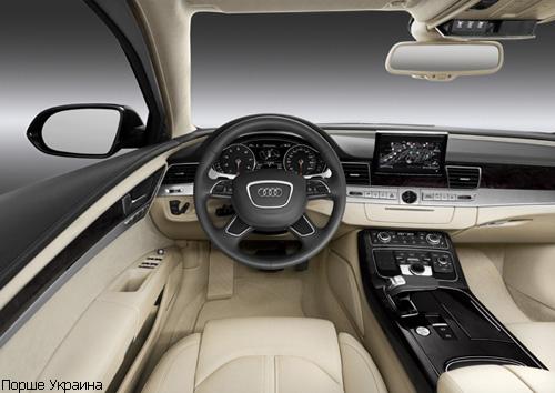 """""""Audi"""" представил бронированный """"A8L Security"""""""