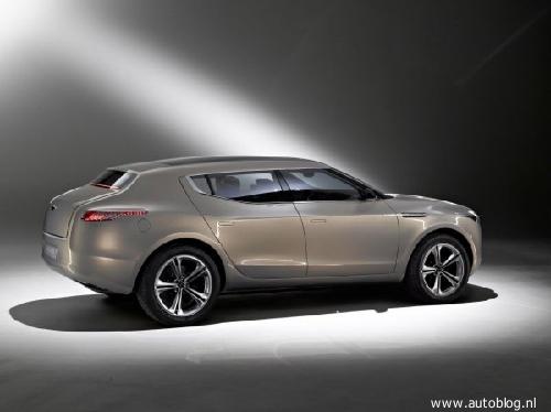 """""""Aston Martin"""" готовит внедорожник """"Lagonda"""" для развивающихся стран"""