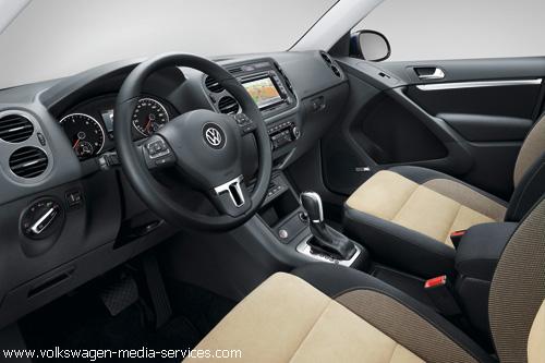 """""""Volkswagen"""" показал новый """"Tiguan"""". Названы цены"""