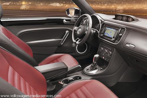 """""""Volkswagen"""" официально представил нового """"Жука"""""""