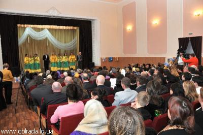 Людмила Янукович вийшла у світ у селі Бобриково