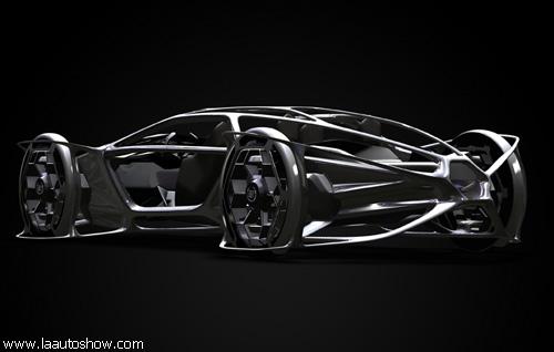 В Лос-Анджелесе выбрали лучший автомобиль будущего