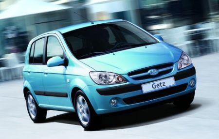 """""""Hyundai Getz"""" предлагают по специальным ценам"""