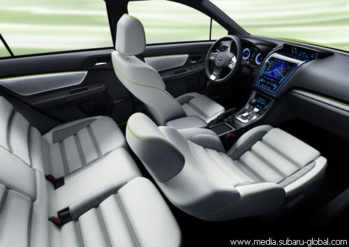 """""""Subaru"""" провел мировую премьеру кроссовера XV"""