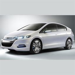 """Появились фото """"самого дешевого гибрида"""" в мире - """"Honda Insight 2"""""""