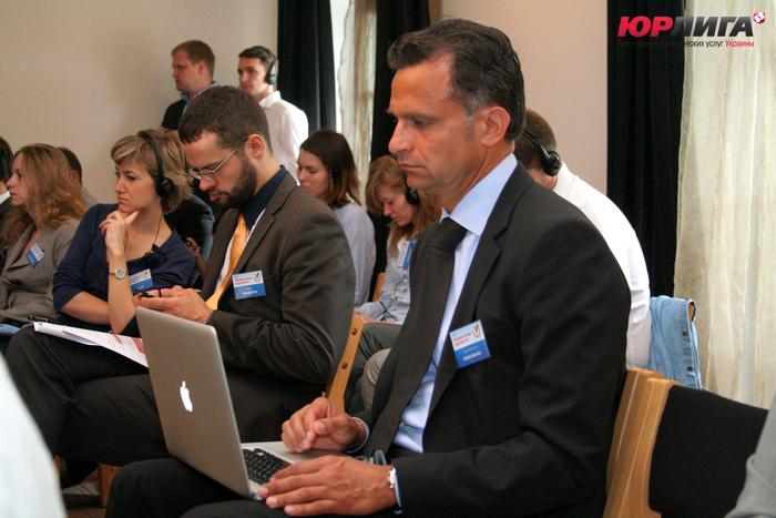 Украинские и немецкие юристы обсудили
