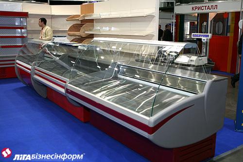 В Киеве проходит выставка торговых технологий и оборудования