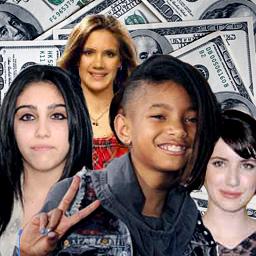 Как и сколько зарабатывают дети знаменитостей