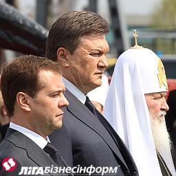 Візит Медведєва пов'язали з президентськими перегонами у Росії