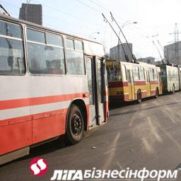 У Харкові страйкують робітники двох тролейбусних депо