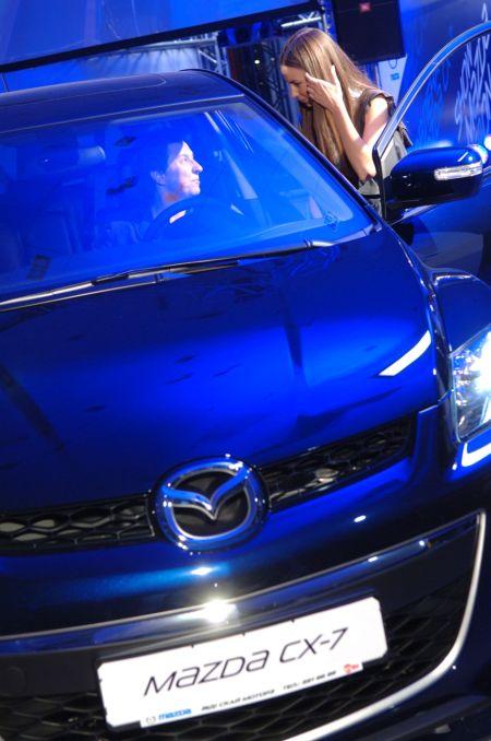 """Начал работу новый официальный дилерский центр """"Mazda"""""""