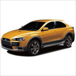"""В Украине стартовали продажи """"Mitsubishi Lancer X Sportback"""""""