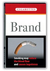 Подпорченный имидж сигарет