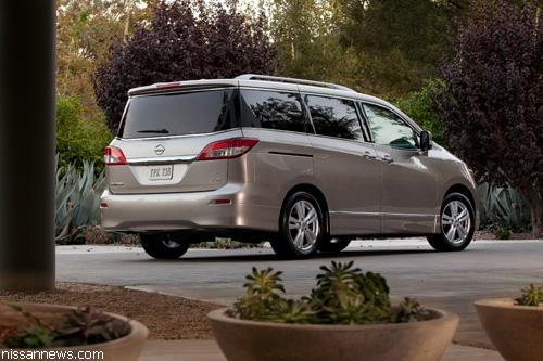 """Автошоу в Лос-Анджелесе: """"Quest"""" от """"Nissan"""""""