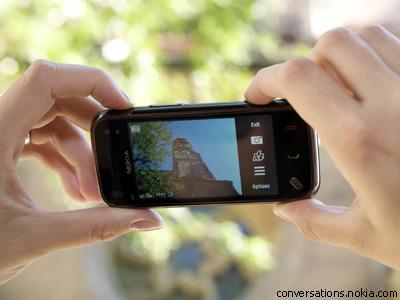 """""""Nokia"""" презентовала """"N97 mini"""""""