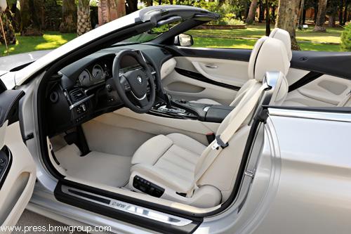 BMW 6 серии кабриолет: первые фото