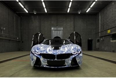 """BMW пустит в серию """"Vision EfficientDynamics"""""""