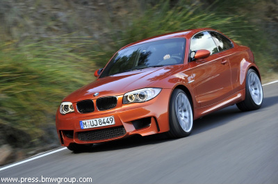BMW официально представил M Coupe 1 серии