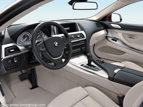 BMW официально представил новое поколение купе 6 серии