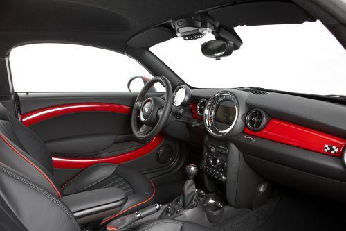 Автосалон во Франкфурте: MINI представила новый Coupe
